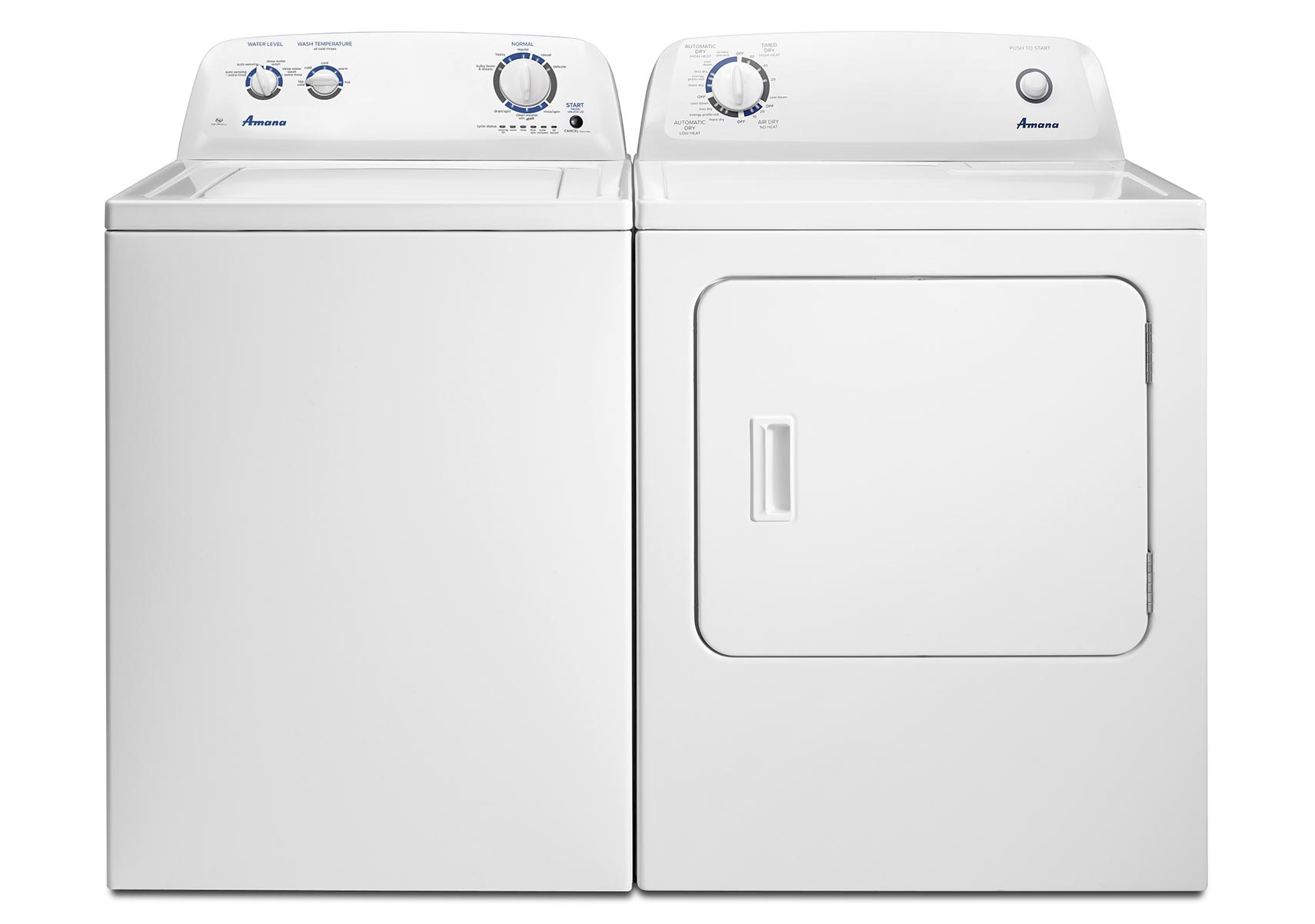 Amana Washer Dryer Pair Central Rent 2 Own